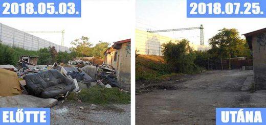 Katasztrofális állapotok Érd kertvárosában