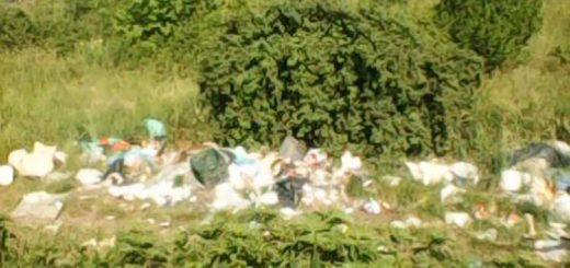 Kitérőgyám vasúti megálló hulladéka Gyöngyösön