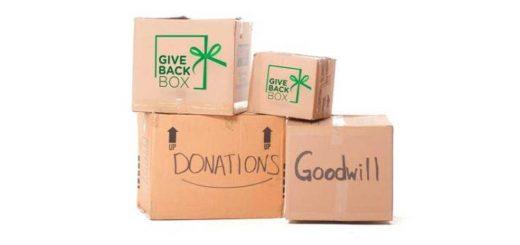Give Back Box, avagy a kartondoboz újrahasználva rászorulok segítésével