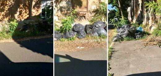 """Beller Imre utca """"visszatérő"""" hulladéklerakat"""