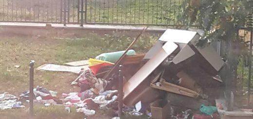 Lenhossék utca örök hulladéklerakó