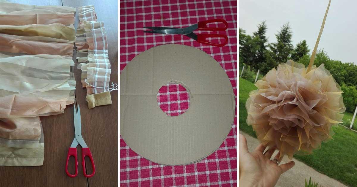 Környezetbarát textilszatyor készítése #65 DIY