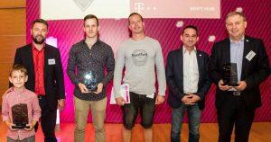 Telekom DELFIN díj 2018 Hulladékvadász