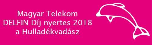 Magyar Telekom Delfin díj 2018