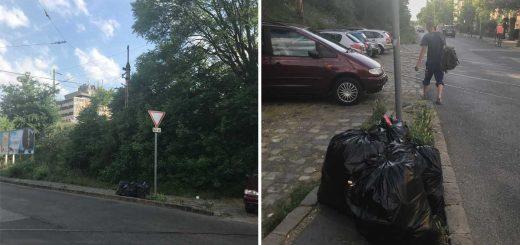 Mexikói út Zugló visszatérő hulladéklerakata