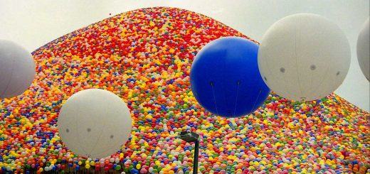 Léggömb katasztrófa, a 1,5 millió héliumos lufi története