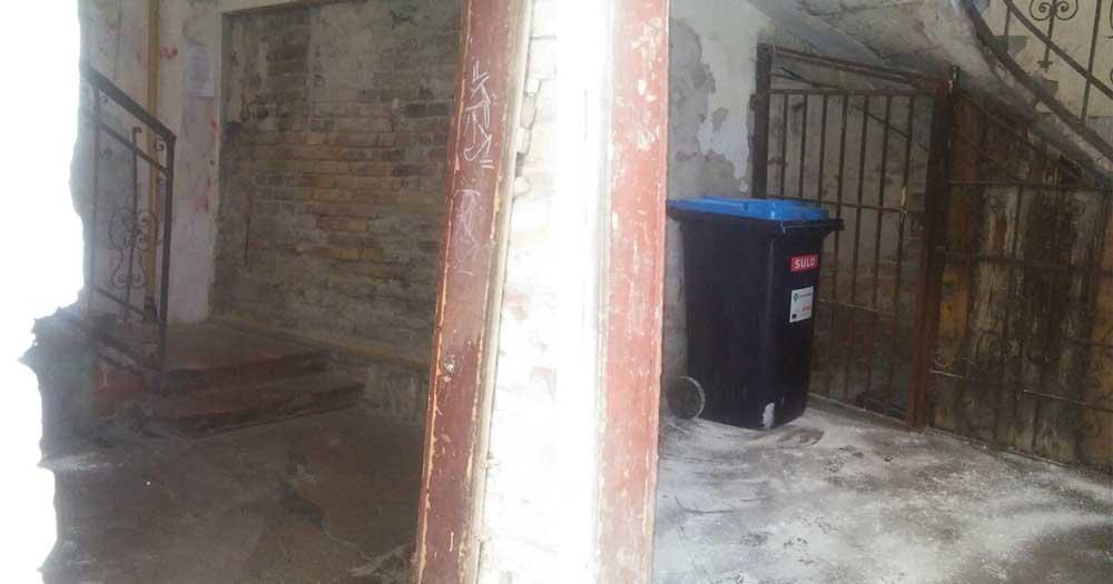 A bejelentőtől kapott képek a terület megtisztításáról, amit az illetékes hatóságok fertőtlenítettek is. / Fotó: hulladekvadasz.hu