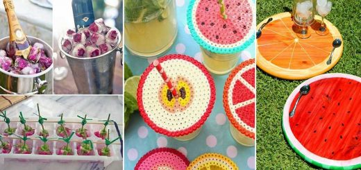 15+1 nyári DIY ötlet - #60 DIY