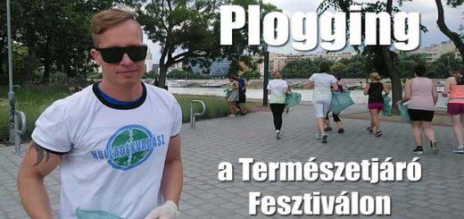 Természetjáró Fesztivál: Plogging, a JÖN szervezésében