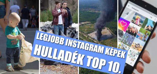10 legjobb instagram kép a hulladékról