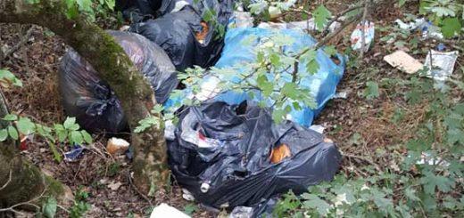 Szépvölgy Szépvölgyi út nem szép hulladéklerakata