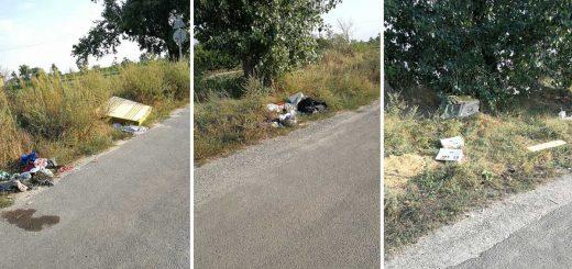 Szebeni utca - Tököli út hulladéksorra