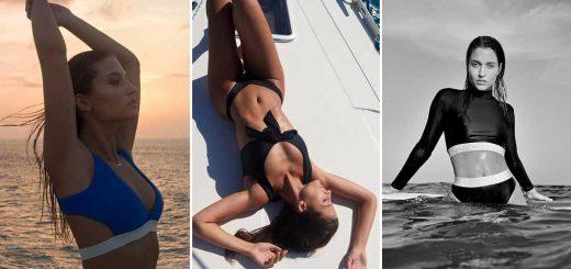 Undersea Bikini, az óceáni hulladékból készült fürdőruha