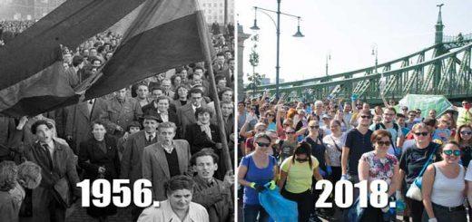 1956-os forradalom környezetvédelem