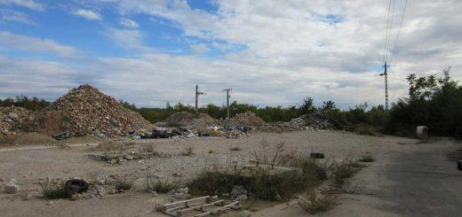 Köz-és magánterület hulladékproblémája Pécsett