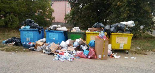 Sámsoni utca szelektíve szemétdombbá vált Debrecenben Állandó háború