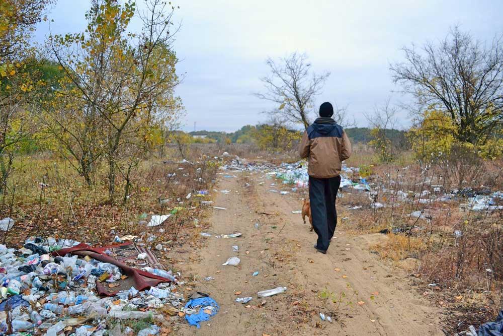 Bárhol kialakulhatnak illegális hulladéklerakások. Tennél ellene?