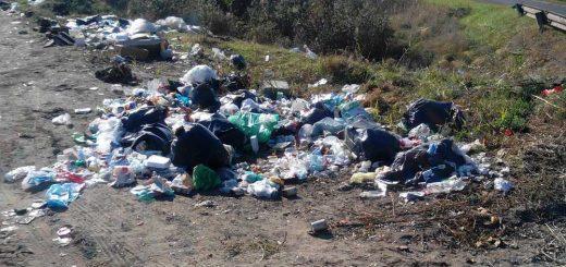 Kondoros-patak hulladéklerakatai Debrecenben