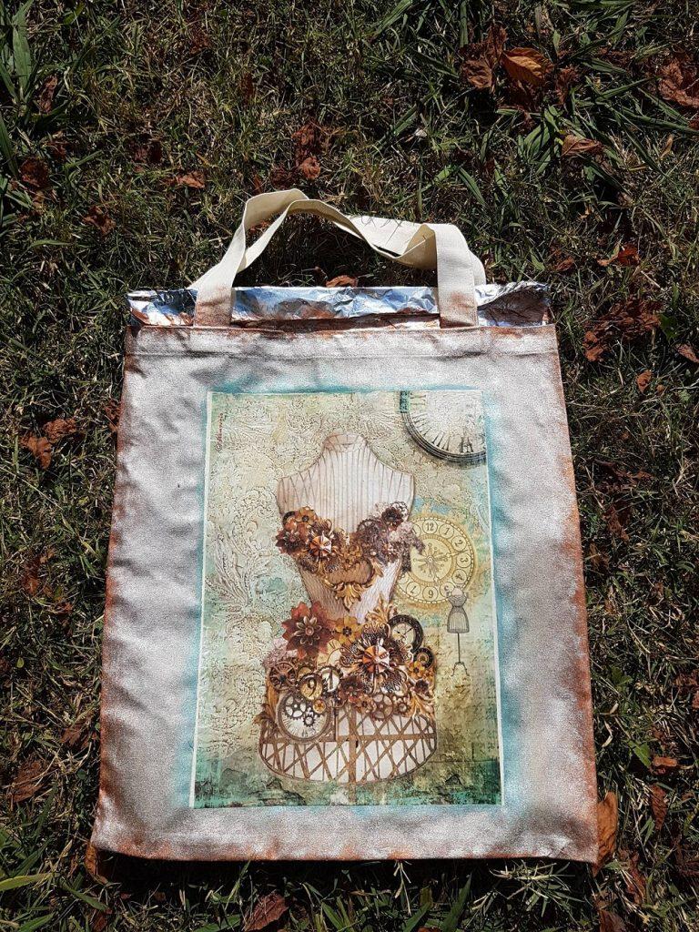 textil táska