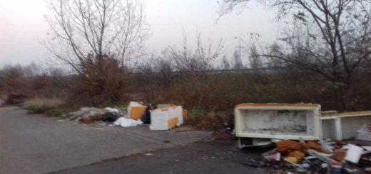 Ónod hulladék hűtői az M30 autópálya mellett