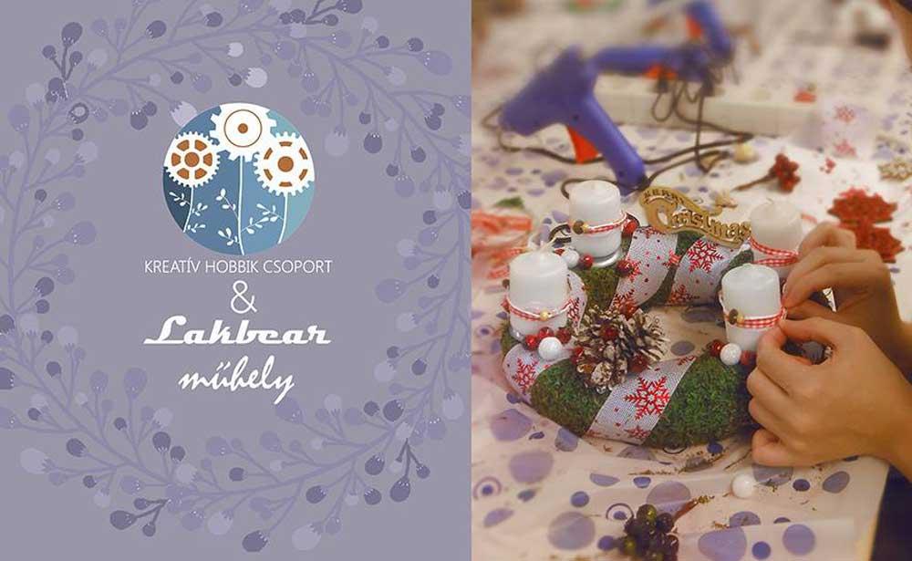 Lakbear & Kreatív hobbik csoport