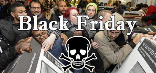 Black Friday, avagy a hulladéktermelés napja