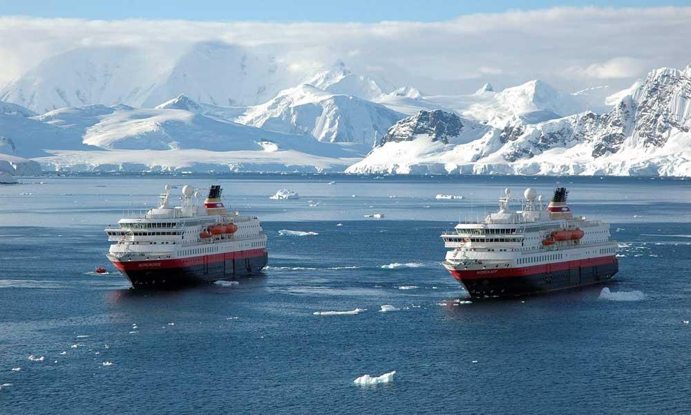 A biogázzal működő óceánjárók. / Fotó: theguardian.com