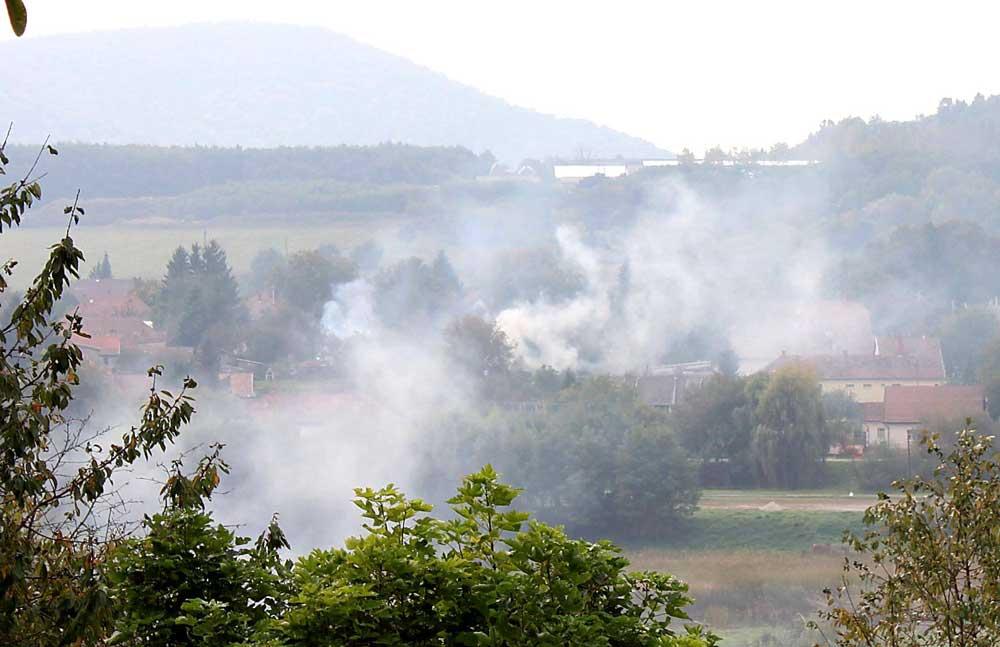 Mérgező füst és nyomor Nógrád megyében