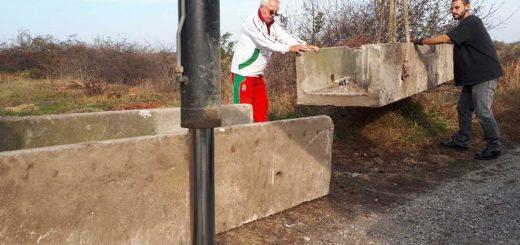 Szemetelők ellen betontömbökkel | Érden így csinálják!