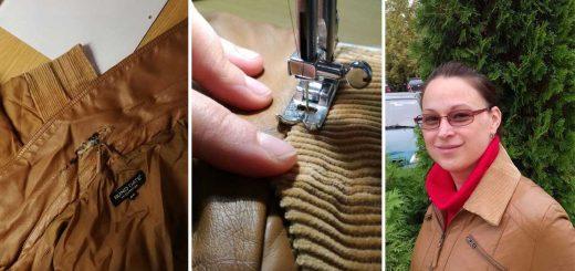 Varrás menő, avagy bemutatjuk az újrahasznosvarrást – #69 DIY