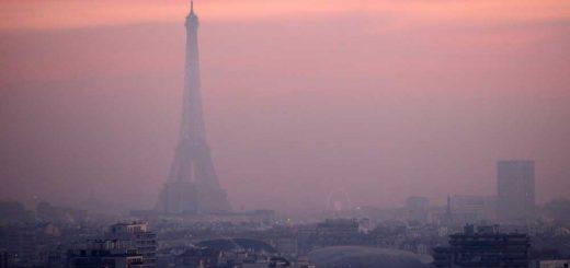 Levegőszennyezés miatt Európa füstbe borul