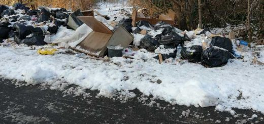Rengeteg hulladék