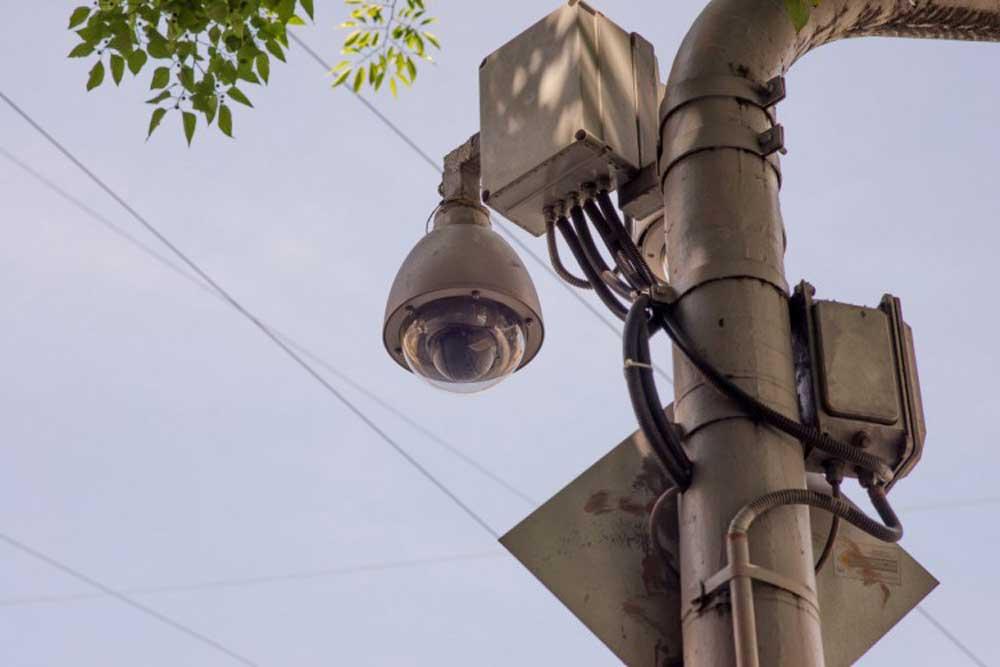 Józsefvárosban kiválóan működik a térfigyelő-kamerarendszer. / Fotó: jozsefvaros.hu