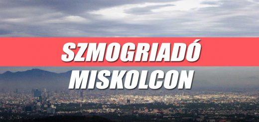 Pocsék a levegő Miskolcon | Szmogriadó