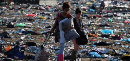 A Glastonbury fesztiválon betiltják a műanyag palackokat