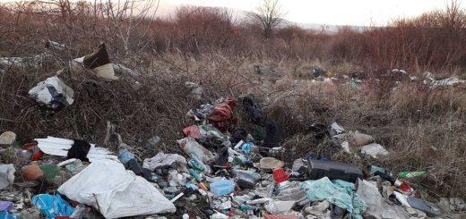 Dobogó dűlő hulladéklerakatai Pécsett