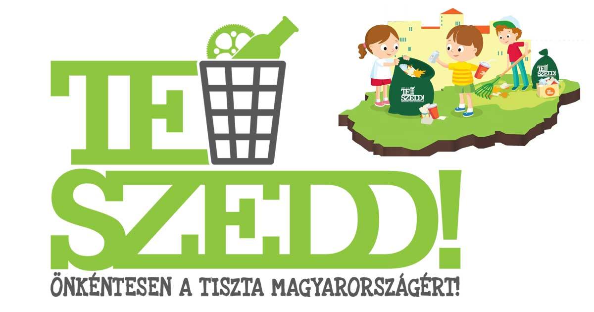 Teszedd 2019 - A tiszta Magyarországért - Hulladekvadasz.hu