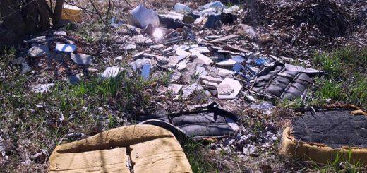 Bellegelő-kert sokéves hulladéklerakásai | Debrecen