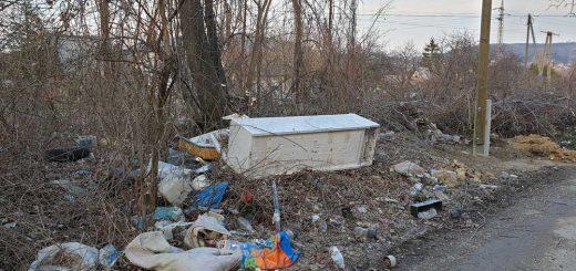 Egység utca illegális hulladéklerakata Tatabányán