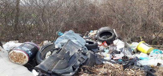 Gyulapuszta tonnányi veszélyes hulladéklerakata