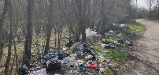 Hegyeshalom határ menti hulladéklerakatai