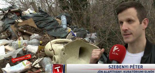 Szétdobált injekciós tű, több tonna hulladék Kőbányán | Tv2 Tények