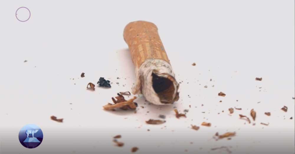 A cigicsikk károsabb a környezetre mint az szívószálak. / Fotó: mtva