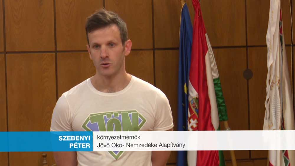 A JÖN Alapítvány szakmai hátterét adja az eseménynek. / Fotó: oroszlanyimedia.hu
