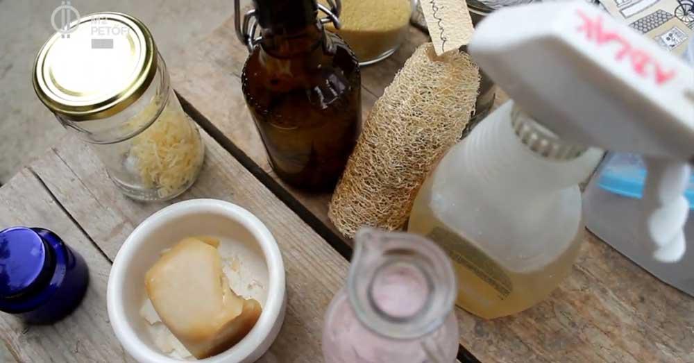 Alap csomagolásmentes eszközök a hulladék nélküli élethez. / Fotó: mediaklikk.hu