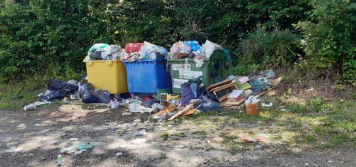 Mátraszentimre szelektív hulladékhorrora