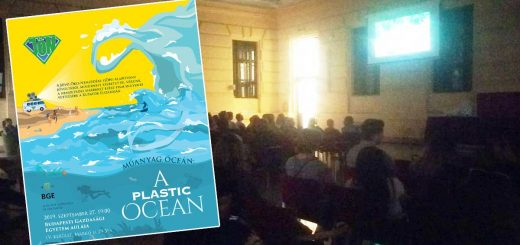 Műanyag Óceán című film premierjén jártunk a BGE-n