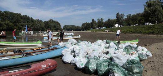 Tisza hulladékmonitoring indul a folyó megmentésért