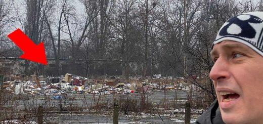 Hulladékkatasztrófa a budapesti Terebesi erdőben